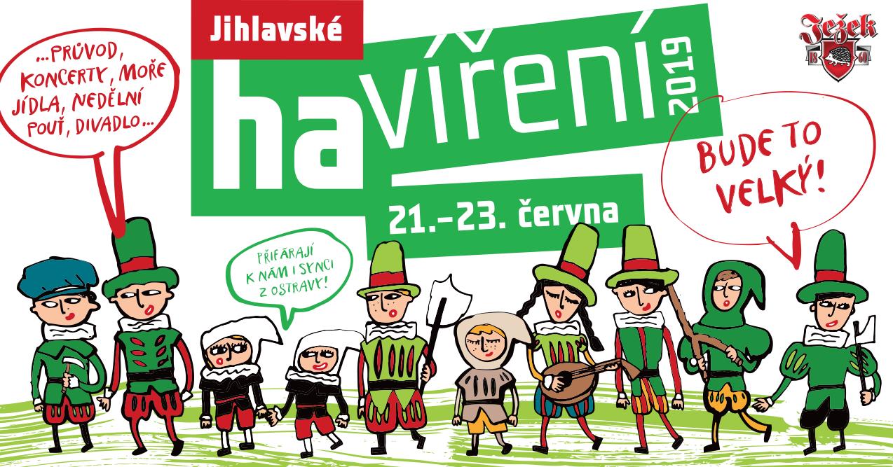 Jihlavské havíření 2019_banner